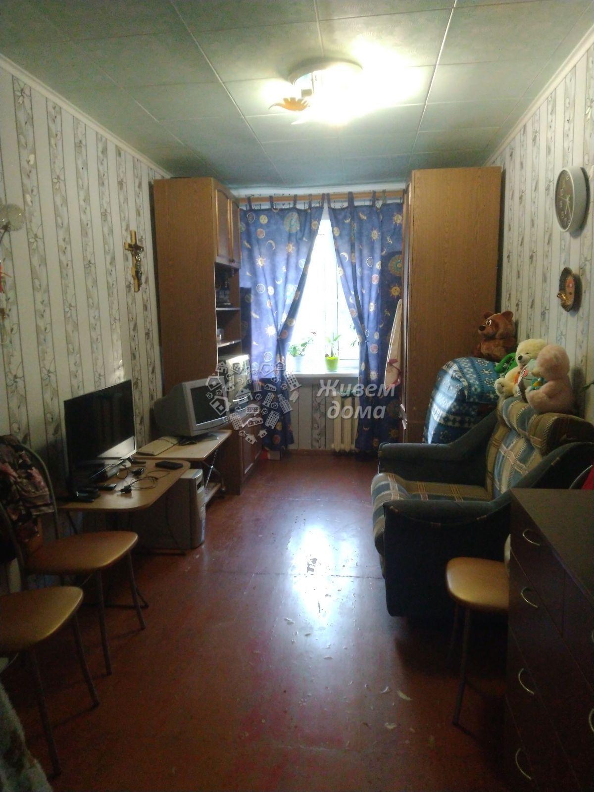 3-комн. , Волгоградская область, Волгоград, Центральный, Ткачева ул, 10