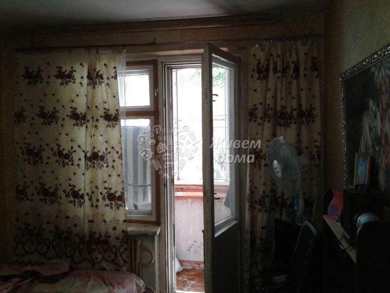 Продаётся 2-комн.               квартира,  Волгоград,               Краснооктябрьский, Библиотечная ул, 11