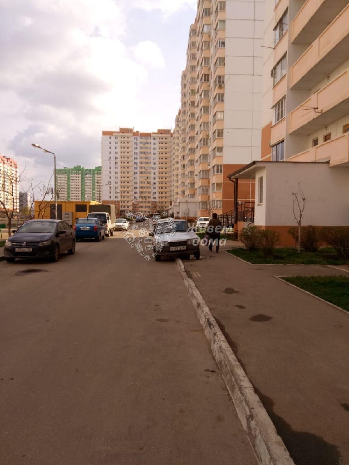 1-комн. , Краснодарский край, Краснодар, Прикубанский округ, Черкасская ул, 64